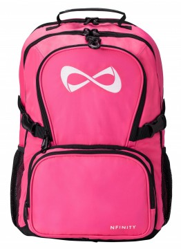 Nfinity Backpack hot pink (petite/liten)